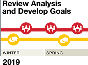 Review Analysis and Develop Goals